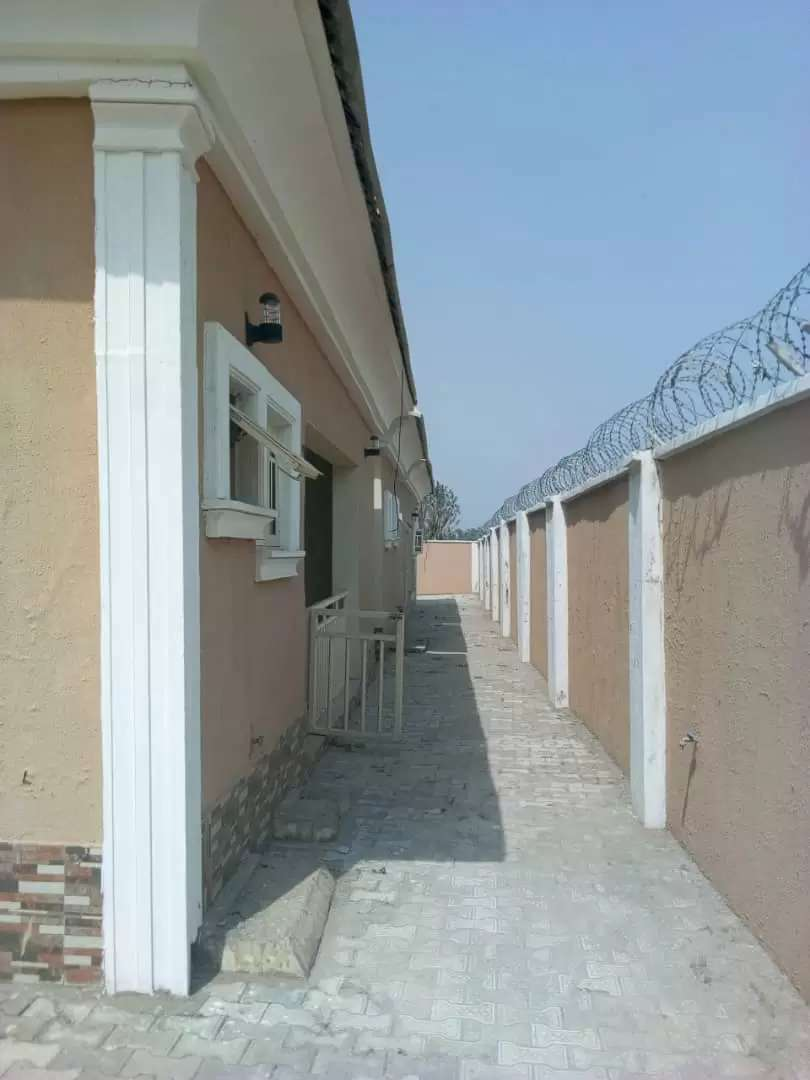 Standardly built  1, 2 and 3 bedroom flat for rent in Kuje 0