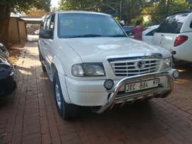 Mazda with canopy for sale