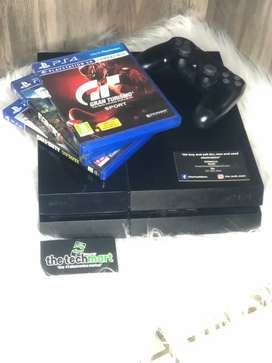 PS4 PHAT 500GB Combo Deal