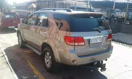 Toyota Fortuner 3.0D4D 4x4 For Sale