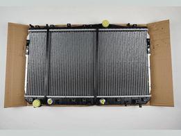 Радиатор охлаждения Шевроле Лачетти, Такума МКПП и АКПП Корея.