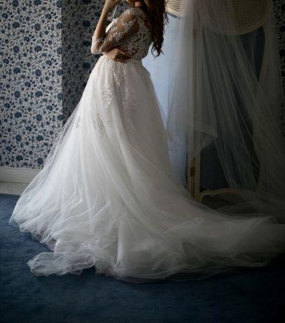 Продам свадебное платье !Дорого!!платье VIP класса . Одесса - изображение 1