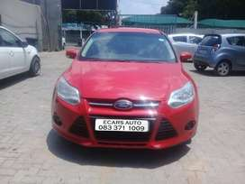 2012 Ford Focus 1.6 Ti VCT Trend