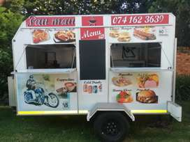 Food trailer for sale Boksburg.