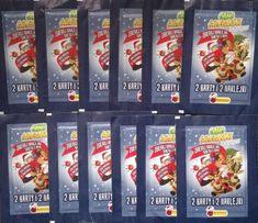 Karty Netto, Biedronka Gang Świeżaków, Super Zwierzaki