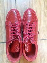 Кожа полностью мужские ботинки/сникерсы