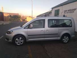 VW CADDY MAXI 7SEATER DSG 2,0 TDI