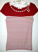 Bluzka, koszulka z krótkim rękawem rozmiar S (36)