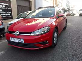 Volkswagen Golf 7  Tsi 1.2 R 210,000 negotiable
