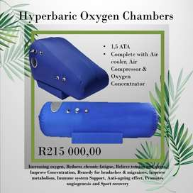 Decompression Chamber/ Hyperbaric Oxygen Chambers