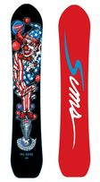 Nowy VIP Freestyle Snowboard SIMS Palmer Pro Model Limited INFO-NARTY