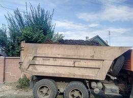 навоз говяжий перегной чернозем удобрение