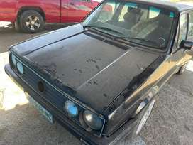 VW CITI GOLF AVAILABE 'AS IS' OR AVAILABLE FOR STRIPPING FOR SPARES