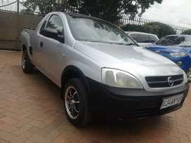 2007 corsa bakkie 1.4 manual immaculate condition for sale