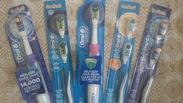 Комплект насадок 2 шт Oral-B Cross Action оригинальные