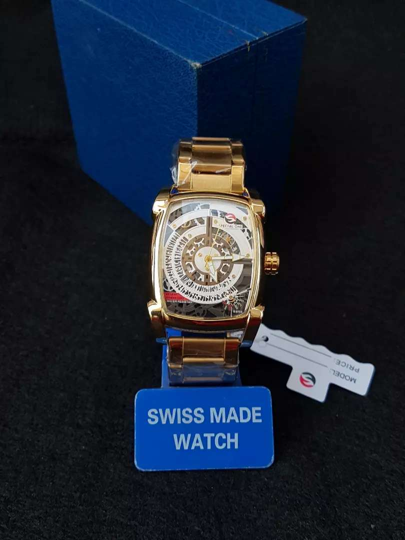 Special one watch 0