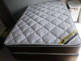 Bamboo pillowtop single size and more beds on special, pay cash on del