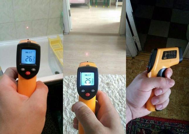 Лазерный Инфракрасный термометр пирометр градусник бесконтактный GM320 Кривой Рог - изображение 2