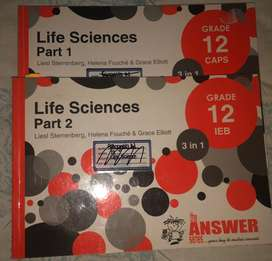Life Science grade 12: the Answer series