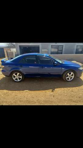 Mazda6 in a good  ondition