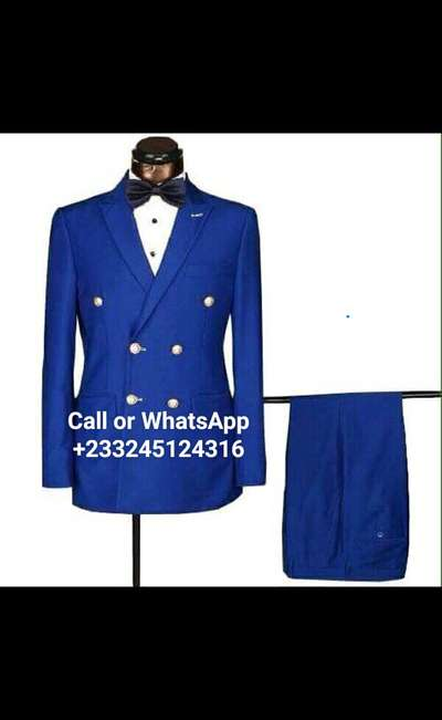 Image of quality suit for men