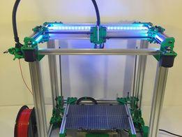 3D принтер D-Bot Core-XY пластикові деталі