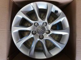 "Nowe Oryginalne Felgi Aluminiowe 16"" AUDI A3 A4 A6 5x112"