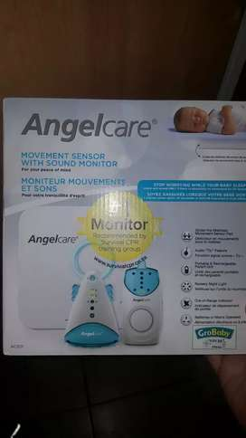 Angelcare baby monitor for sale