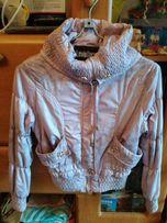 Куртка подростковая демисезоная, для девочек, рост 152 см