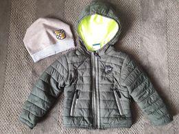 Курточка детская, шапка в подарок