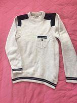 нарядный свитер М