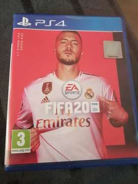 Fifa 20 on ps4 for sale