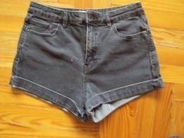 Spodenki krótkie jeans rozm 38