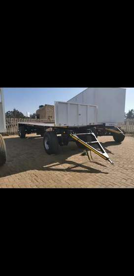 7m Draw Bar Trailer