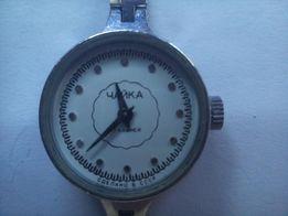 Продам ручные часы. Чайка механика.