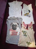 Рубашка майка футболка s