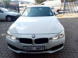 BMW 3 SERIES 320D ENGINE CAPACITY