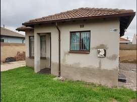 Two Bedroom House for Rent in Riverlea