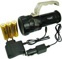 Latarka szperacz BAILONG BL-T808-L3 XM-L3 Policyjna Reflektor Halogen