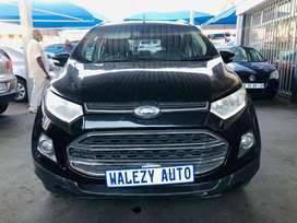 2015 Ford Ecosport 1.5 DCi