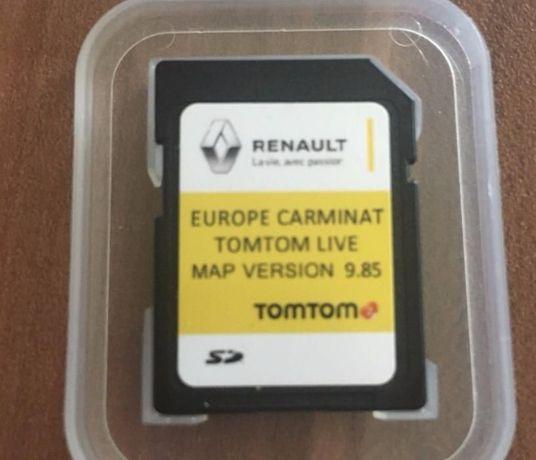 Карты Украины TomTom Carminat LIVE Renault Megane 3 Scenic 3 Laguna 3 Кропивницкий - изображение 7