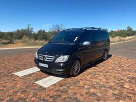 Mercedez benz viano 2012