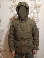 Зимняя куртка парка Timberland двухсторонняя оригинал 2500 грн