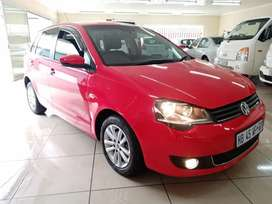 2017 Vw Polo Vivo 1.4L in immaculate condition