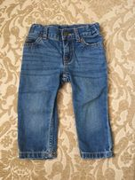Продам бу джинсы carters Картерс 12 мес