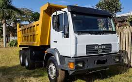 MAN M2000 10M3 TIPPER