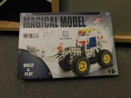 Nowe klocki konstrukcyjne Magical Model 8+ 40 zł z przesyłką