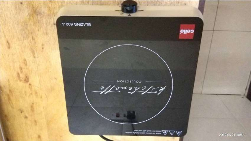 Cello Induction Cooktop 0