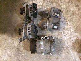 Стартер генератор компресор кондиционера трубка Kia ceed