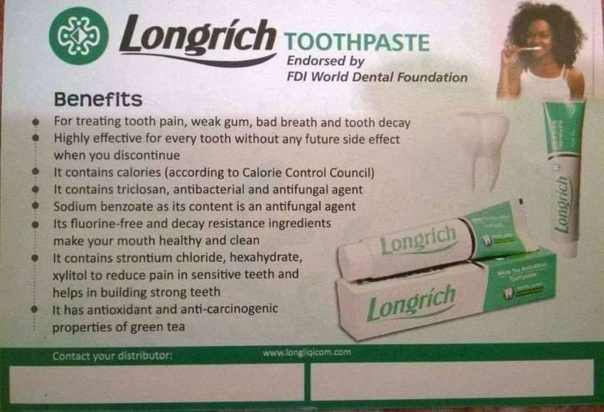 Longrich products 0